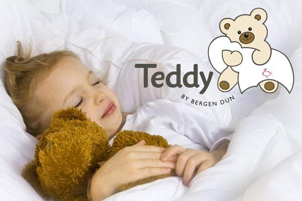 Bergen Dun forside - Teddy