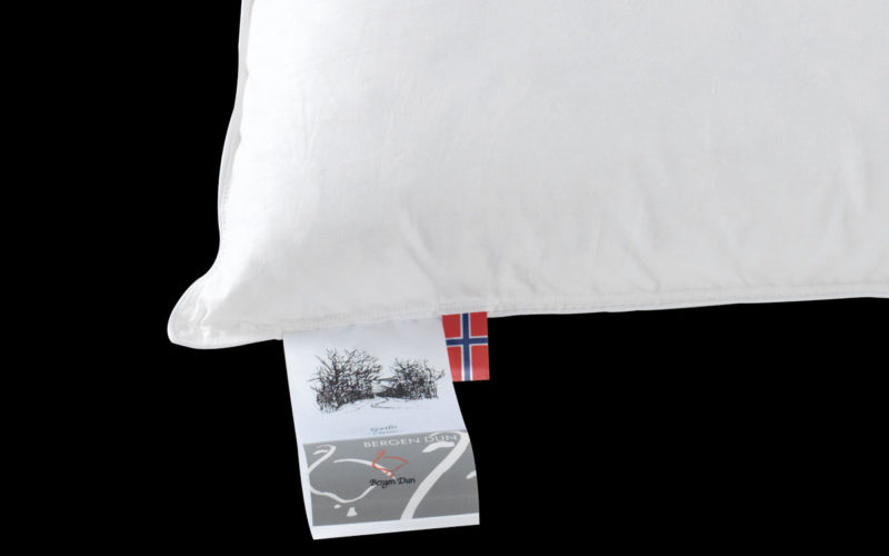 Bergen Dun pute Geilo