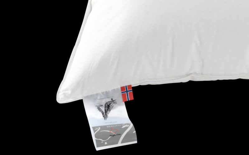 Bergen Dun pute Nordkap